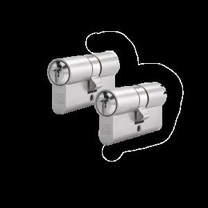 2er Zylinder-Set WINKHAUS (2 Schließzylinder)