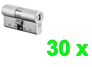 maximal 30 Schließzylinder CLIC Go